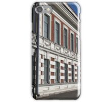 house facade in classical style iPhone Case/Skin