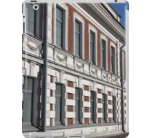 house facade in classical style iPad Case/Skin