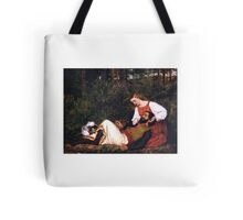 William Gale - The Wounded Knight Tote Bag
