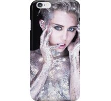 Miley Cyrus By Photographer Rankin iPhone Case/Skin