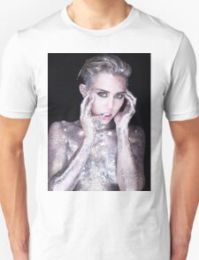 Miley Cyrus By Photographer Rankin Unisex T-Shirt