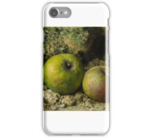 William Henry Hunt - Apples iPhone Case/Skin