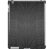 Tyre Tread 2 Automotive Patterns and Textures iPad Case/Skin