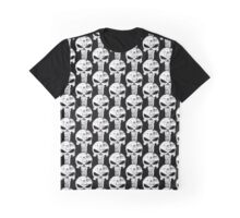 Punisher Skull Graphic T-Shirt