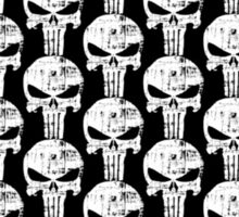 Punisher Skull Sticker