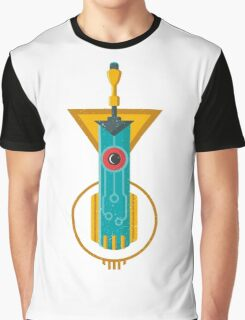 Sword Voice Graphic T-Shirt