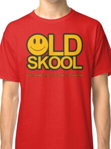 Smiley Old Skool Classic T-Shirt