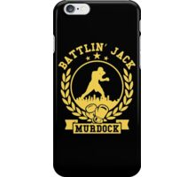 battlin jack murdock daredevil iPhone Case/Skin