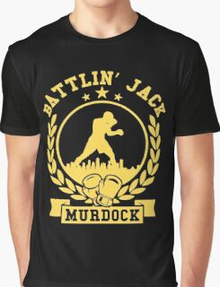 battlin jack murdock daredevil Graphic T-Shirt