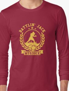 battlin jack murdock daredevil Long Sleeve T-Shirt