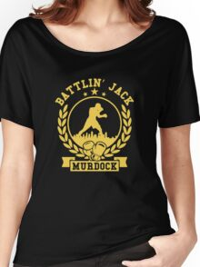 battlin jack murdock daredevil Women's Relaxed Fit T-Shirt