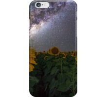 Stars on the Sunflower iPhone Case/Skin