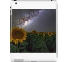 Stars on the Sunflower iPad Case/Skin