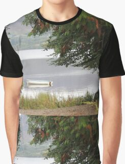 Donegal Peace  Lough Eske- Donegal Ireland Graphic T-Shirt