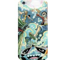 ONE PIECE - LUFFY / CREWMATE iPhone Case/Skin