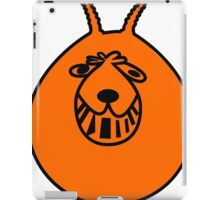 Space Hopper iPad Case/Skin