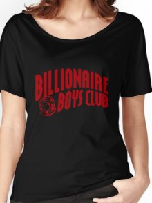 red billionaire boys club Women's Relaxed Fit T-Shirt
