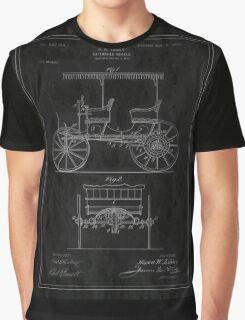 TIR-Car - Inverted Graphic T-Shirt