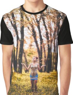 I Love the Passing of Time Graphic T-Shirt