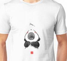 Yawn~ Unisex T-Shirt
