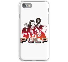 Pulp Illustration LZ iPhone Case/Skin