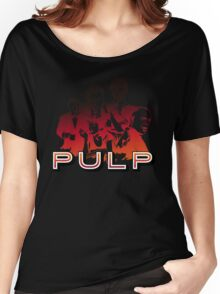 Pulp Illustration LZ Women's Relaxed Fit T-Shirt