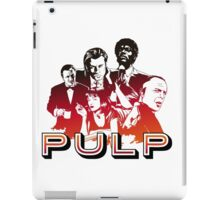 Pulp Illustration LZ iPad Case/Skin