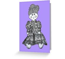 Jemima Greeting Card
