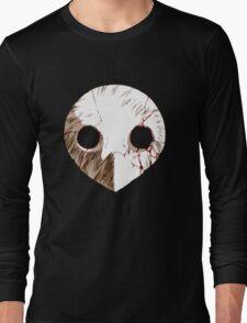 Evangelion Angel Face Long Sleeve T-Shirt