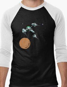 The Liberator Men's Baseball ¾ T-Shirt