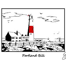 Portland Bill Lighthouse by Simon30