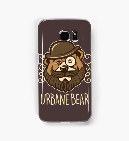 Urbane Bear Samsung Galaxy Case/Skin