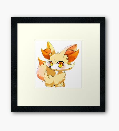 Cute Pocket Monster 2 Framed Print