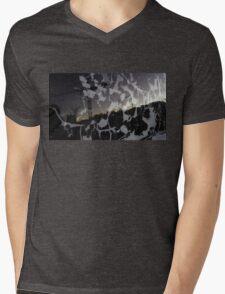 Landscape  Mens V-Neck T-Shirt