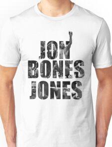 "Jon ""Bones"" Jones Unisex T-Shirt"