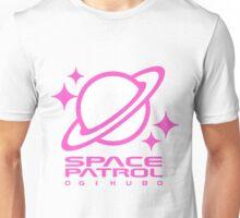 Space Patrol Ogikubo - Pink Unisex T-Shirt