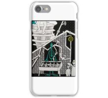 Dr. O's Laboratory iPhone Case/Skin