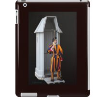 ...Rome...protecting the Pope... iPad Case/Skin