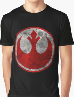 Rebel Alliance emblem Graphic T-Shirt