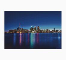 Toronto Skyline 4 Kids Tee