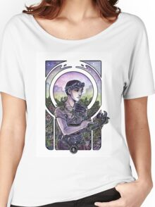 Fury Women's Relaxed Fit T-Shirt