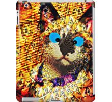 Mirrored Kitten iPad Case/Skin