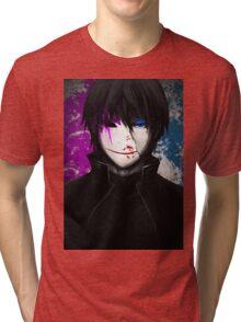 Hidenobu Kiuchi Tri-blend T-Shirt