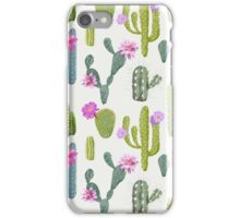 Exotic Cactus Plant Design iPhone Case/Skin