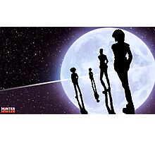 Hunter X Hunter - Into the Stars (Moon) Photographic Print