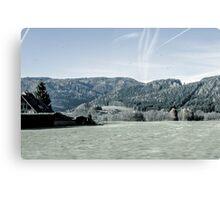 Landscape imagery Canvas Print