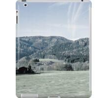 Landscape imagery iPad Case/Skin