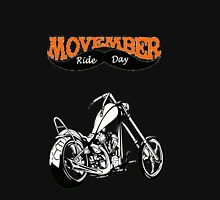 Movember Ride day Shirt Hoodie