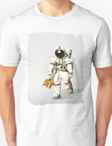 Space can be lonely Unisex T-Shirt