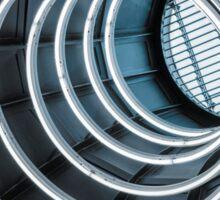 Abstract Architecture (Kunsthaus Graz) Sticker